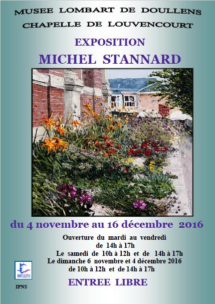 affiche Musée Lombart